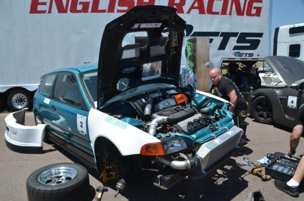 5th Gen Honda Civic with a turbo 3.5 L J35 V6