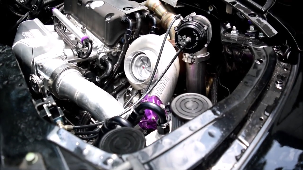 Honda NSX with a Turbo K20 07 k20 mr2 swap wiring harness wiring diagrams k20 mr2 wiring harness at mifinder.co