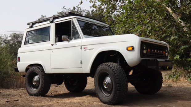 ICON BR #34 1977 Ford Bronco with a Coyote V8