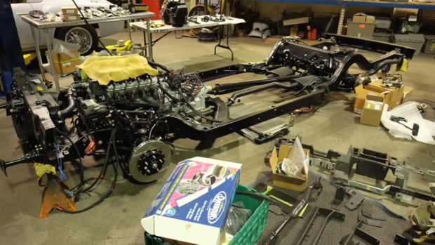 ICON Reformer Chevrolet Caprice with a 6.2 L LS3