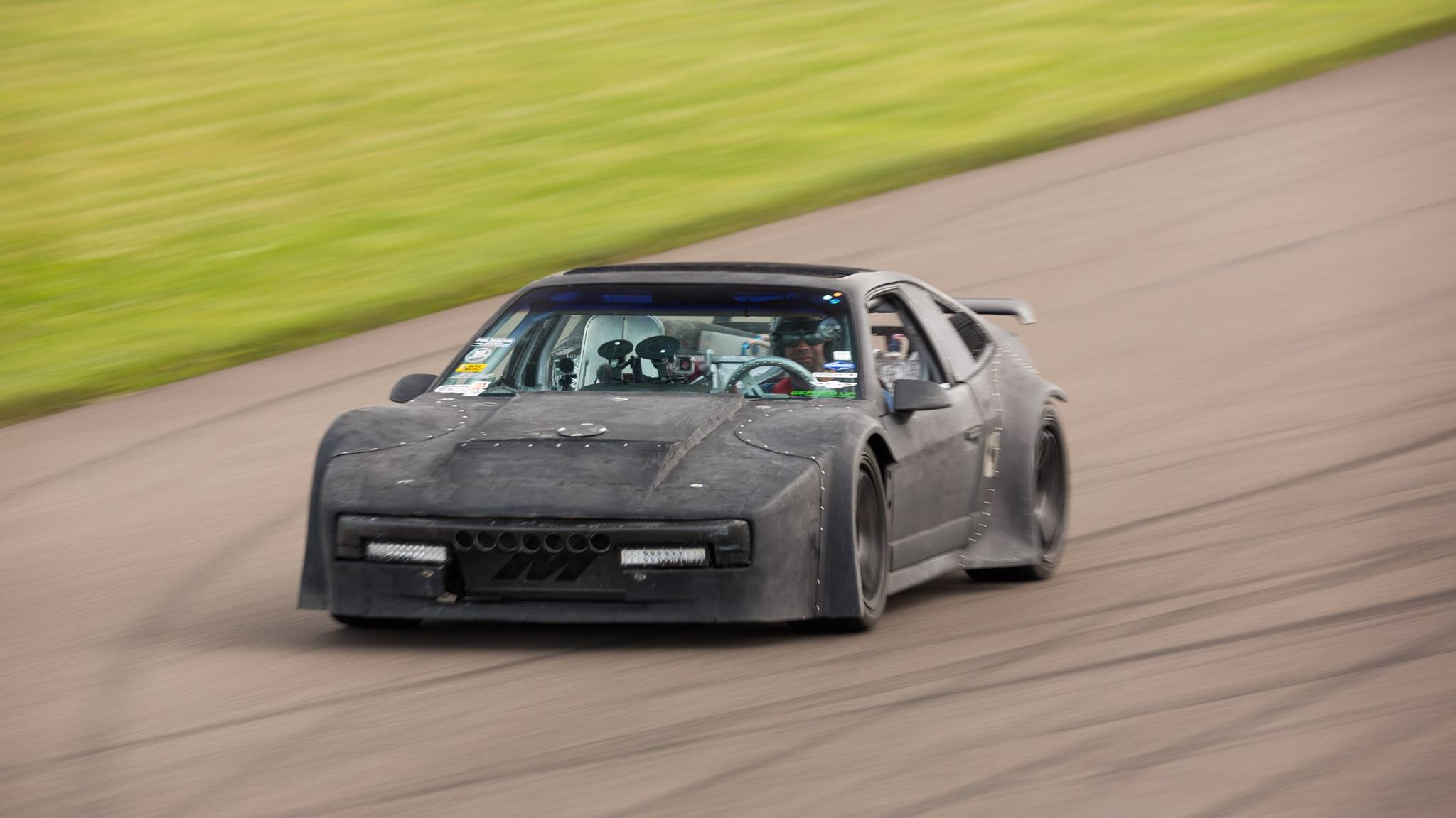 Matt Farah Drives Mike Nasiatkas Widebody Fiero Engine Swap Depot 4g63 Wiring Harness In Our Previous Article On Custom Pontiac We Said Wanted To Drive It For His One Take Series Well Just Released The