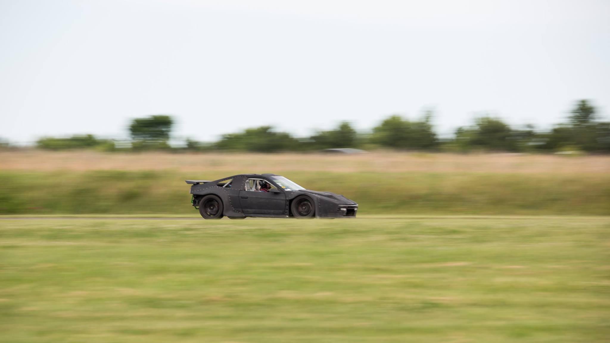 Matt Farah Drives Mike Nasiatkas Widebody Fiero Engine Swap Depot 4g63 Wiring Harness