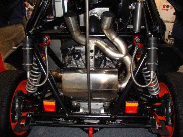 Milner Racing LRM-1 with a LS3 V8