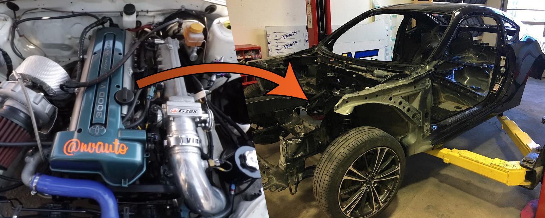 Brz Impreza Sti Engine Swap | Autos Post