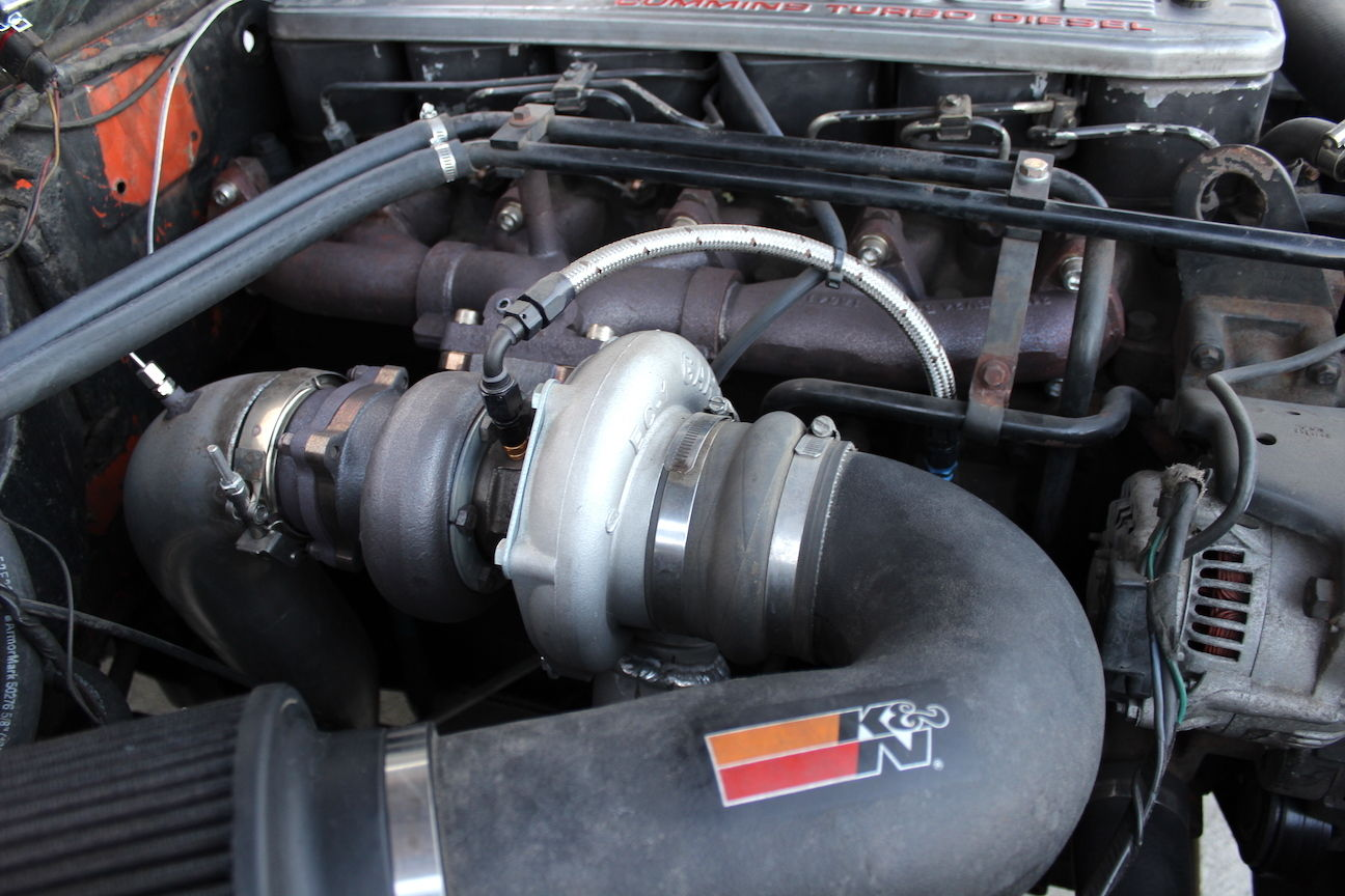 For Sale: Project Rollsmokey – Engine Swap Depot