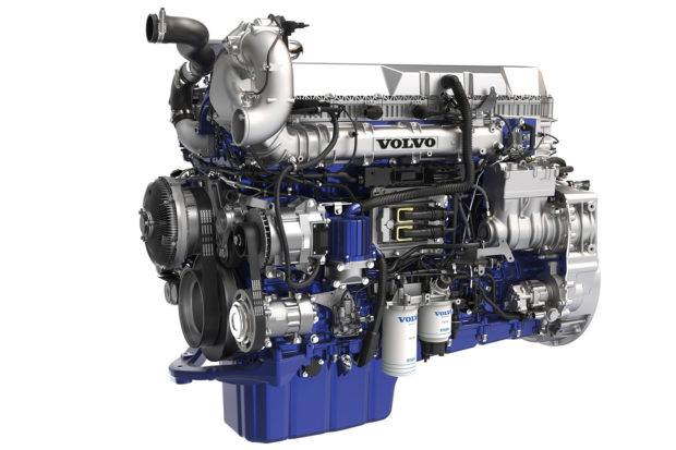 Volvo 13.0 L D13 inline-six diesel