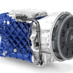 Volvo I-Shift dual-clutch transmission