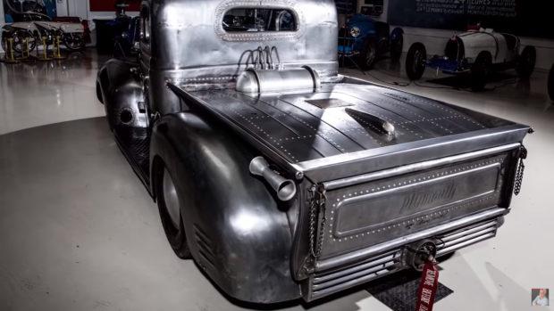 1939 Plymouth Radial Air Truck at Jay Leno Garage