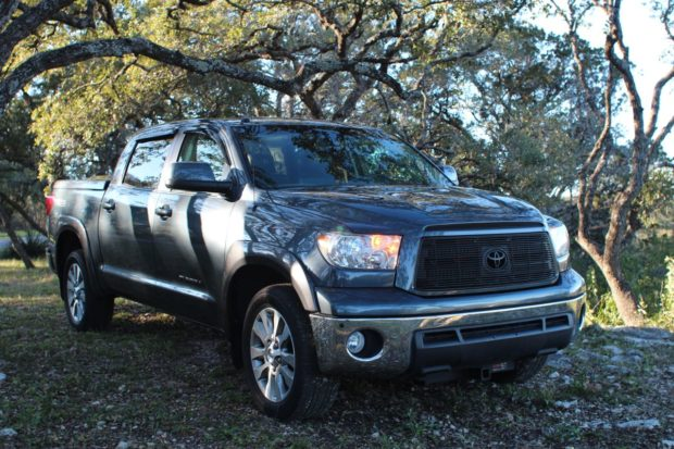 Toyota Turbo Diesel Truck >> 2010 Toyota Tundra With A Twin Turbo Diesel V8