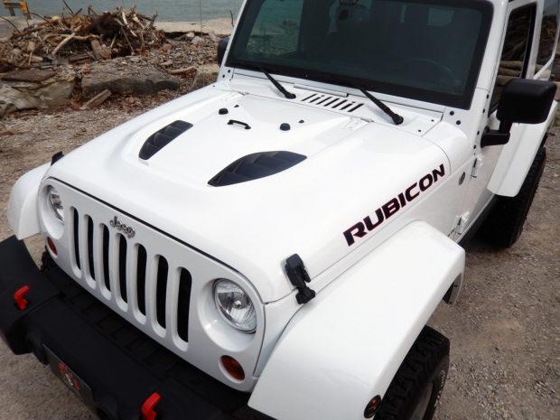 2013 Jeep Wrangler Rubicon with a 6.4 L 392 HEMI V8