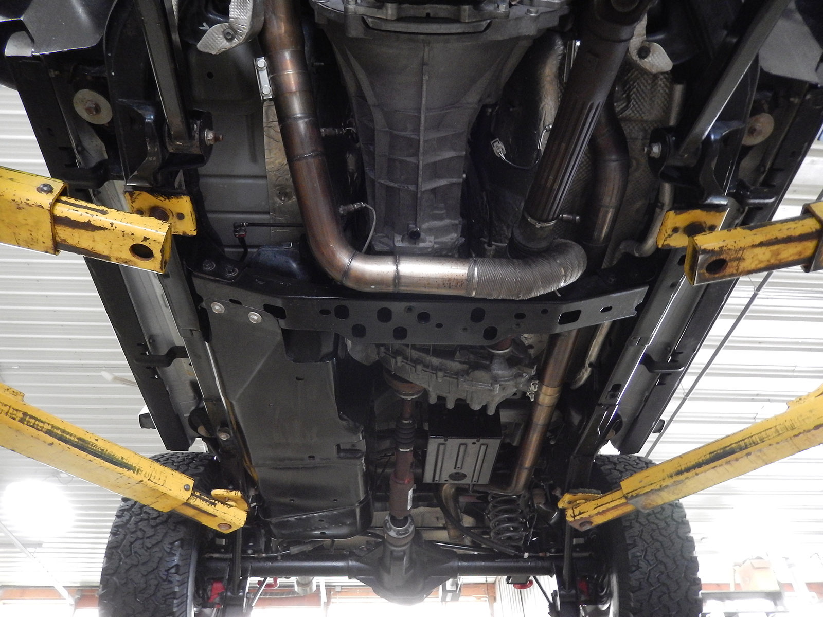 Jeep Rubicon With A Hemi V8 Engine Swap Depot