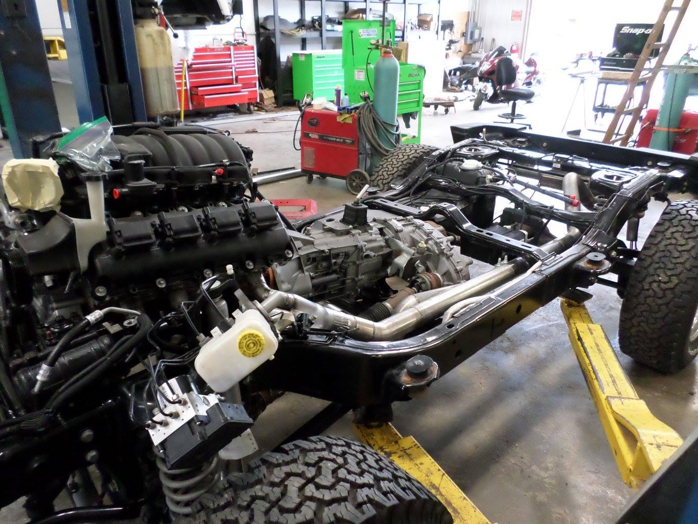 jeep speed shop hemi swap meet