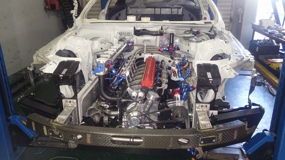 BMW M6 with a Six-rotor Engine Update – Engine Swap Depot
