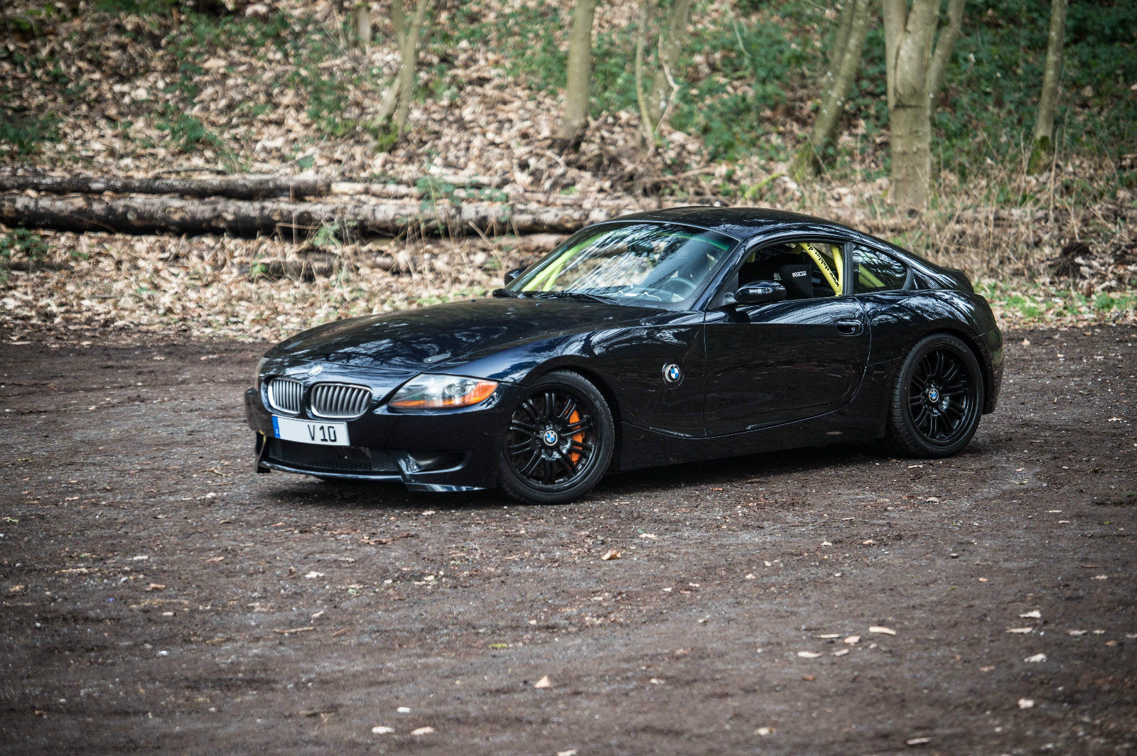 BMW Z4 with a Dodge SRT-10 Viper V10