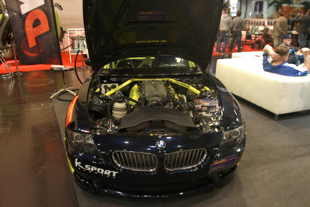 Srt10 For Sale >> BMW Z4 with a Dodge SRT-10 V10 Update – Engine Swap Depot