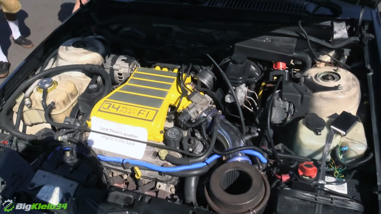 Chevy Cavalier With Twin L V Engines on 02 Cavalier Subframe