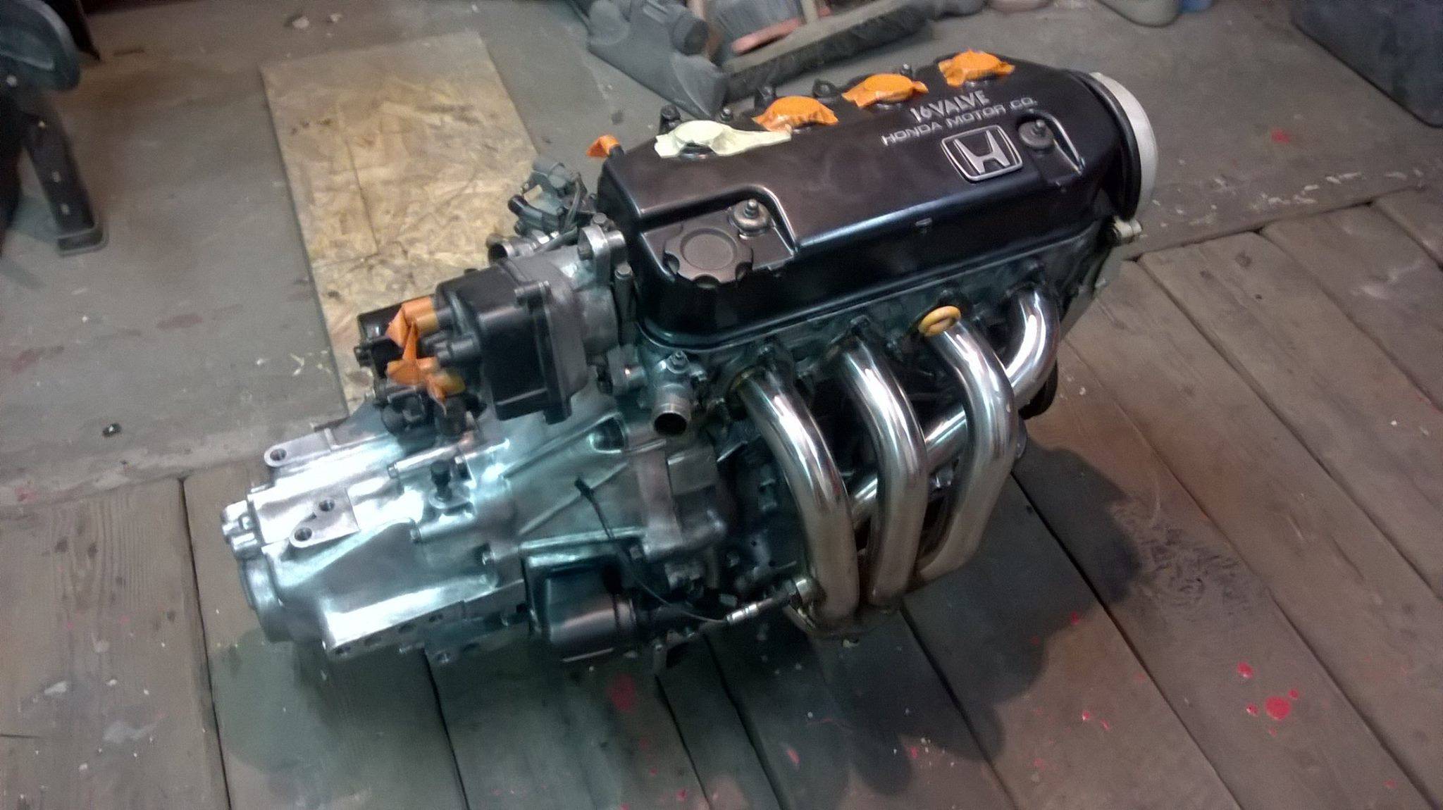 daewoo tico with a honda d15  u2013 engine swap depot