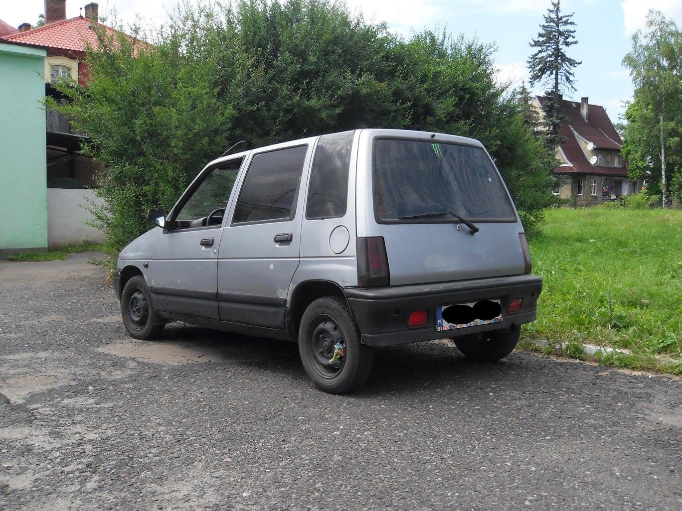 Daewoo Tico With A L Honda D
