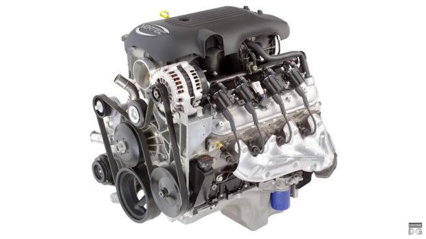 GM 5.3 L LM7 V8