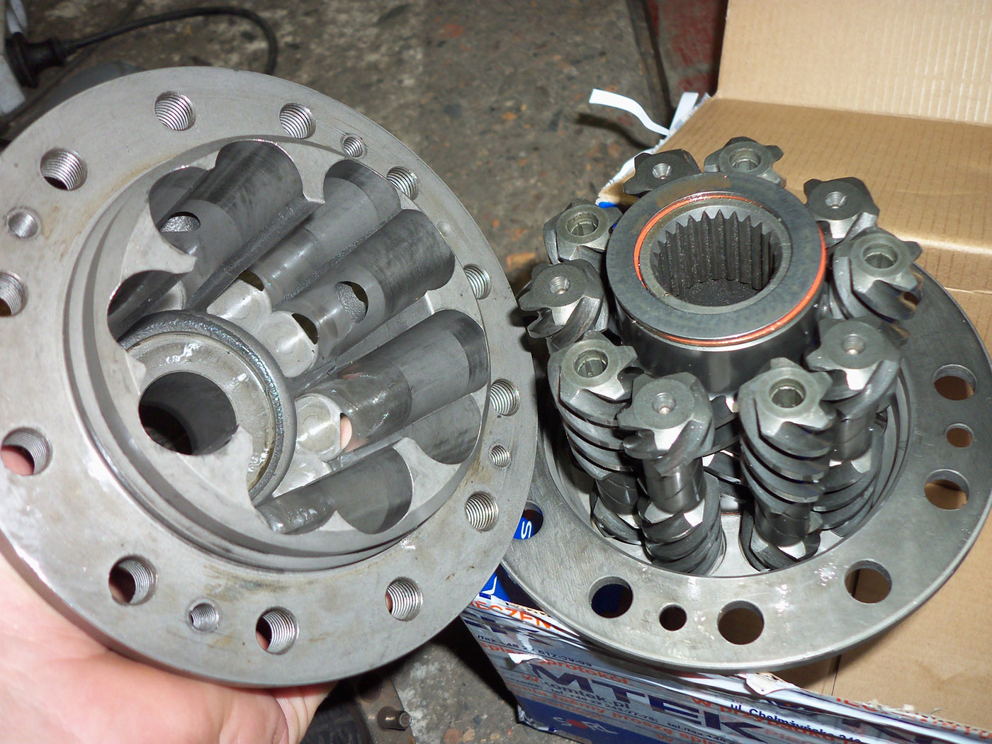 Fiat Seicento With A 490 Hp Abarth Engine Engine Swap Depot