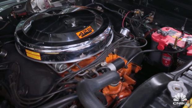 1966 Dodge Coronet with a 426 HEMI V8