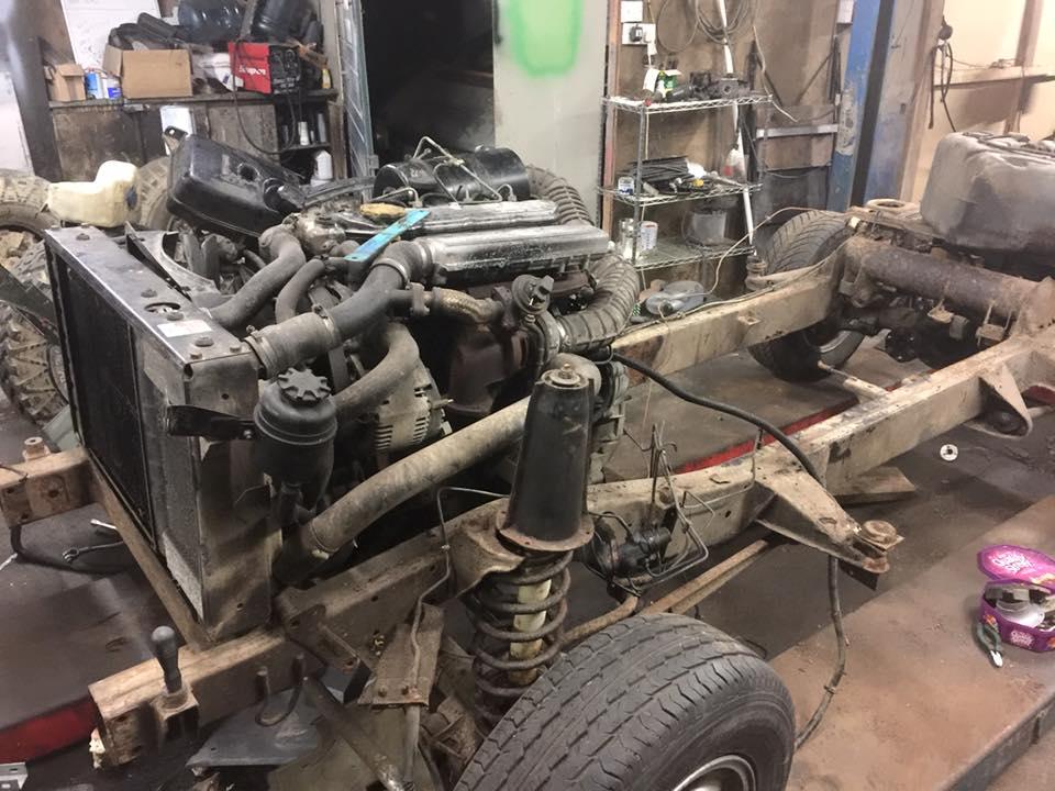 Mazda Rx 8 4 215 4 Engine Swap Depot