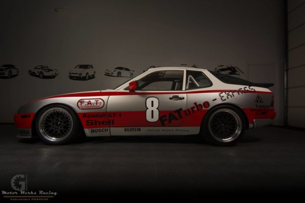 Motor Werks Racing Porsche 944 FATurbo Tribute
