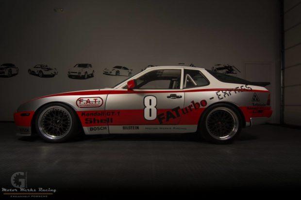 Motor Werks Racing Porsche 944 FATurbo Tribute