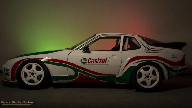 Motor Werks Racing Porsche 944 GT Castrol Tribute