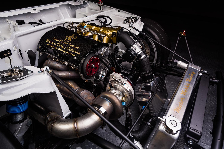 Porsche 924 With A Turbo Audi 1 8 L Engine Swap Depot