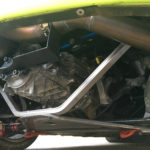 2000 Porsche Boxster with a 4.2 L Audi ABZ V8