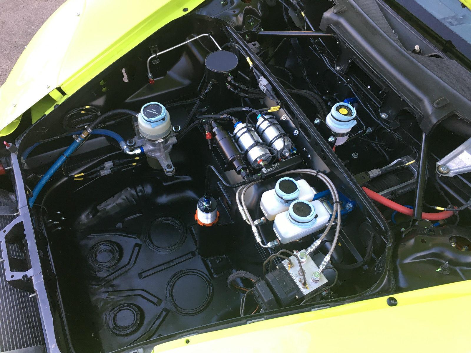 Porsche Boxster with an Audi V8 – Engine Swap Depot