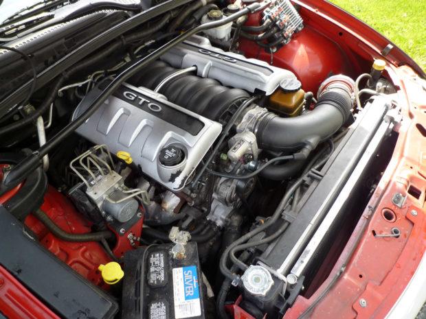 RWD 2007 Cobalt SS with a LS2 V8