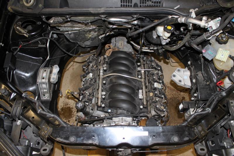rwd chevy cobalt   ls engine swap depot