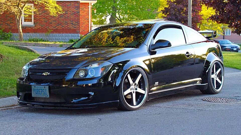 Rwd Chevy Cobalt With A Ls2
