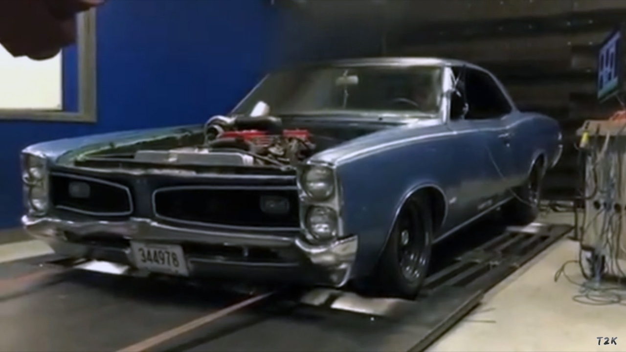 Pontiac Tempest with a 12v Cummins – Engine Swap Depot