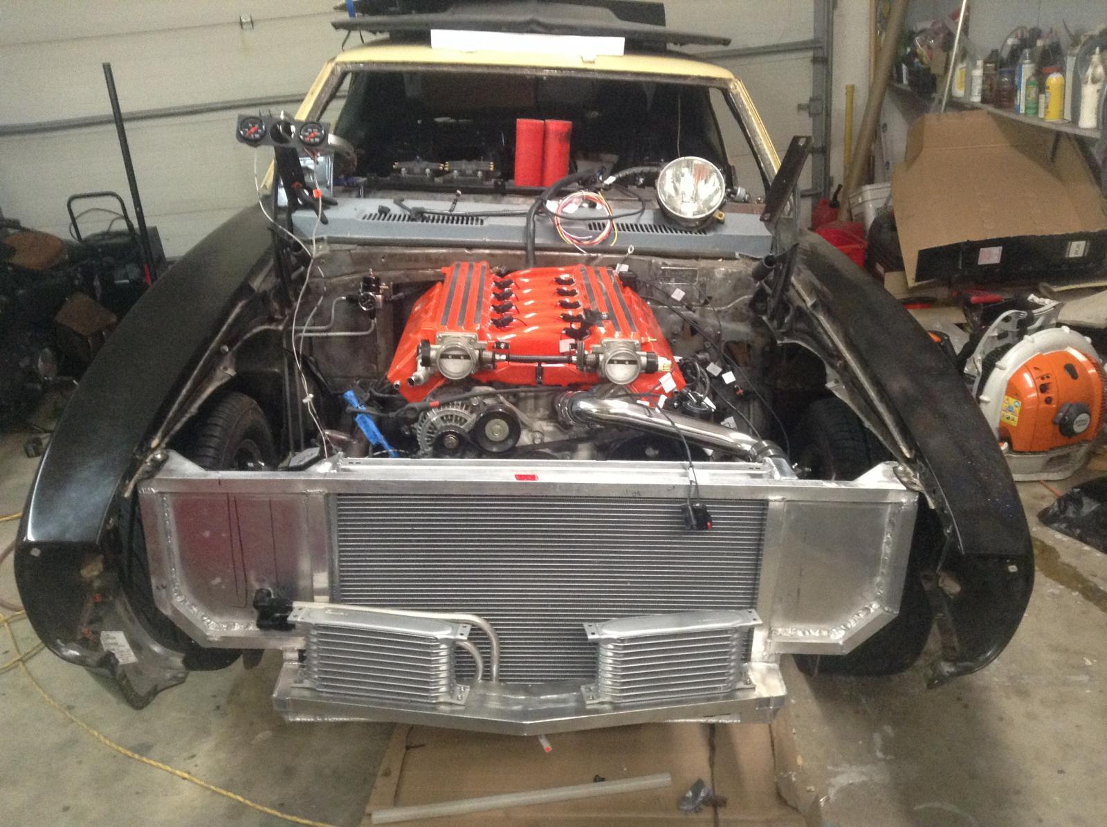 1968 camaro with a viper v10 engine swap depot rh engineswapdepot com viper engine swap challenger viper motor swap