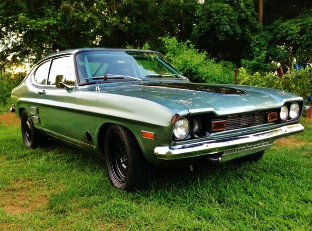 1971 Mercury Capri with a Turbo 5.3 L LSx V8 01