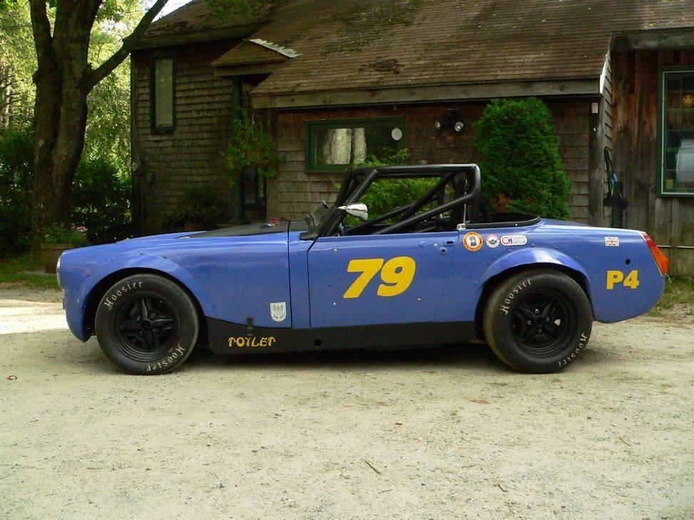 S Midget Race Cars