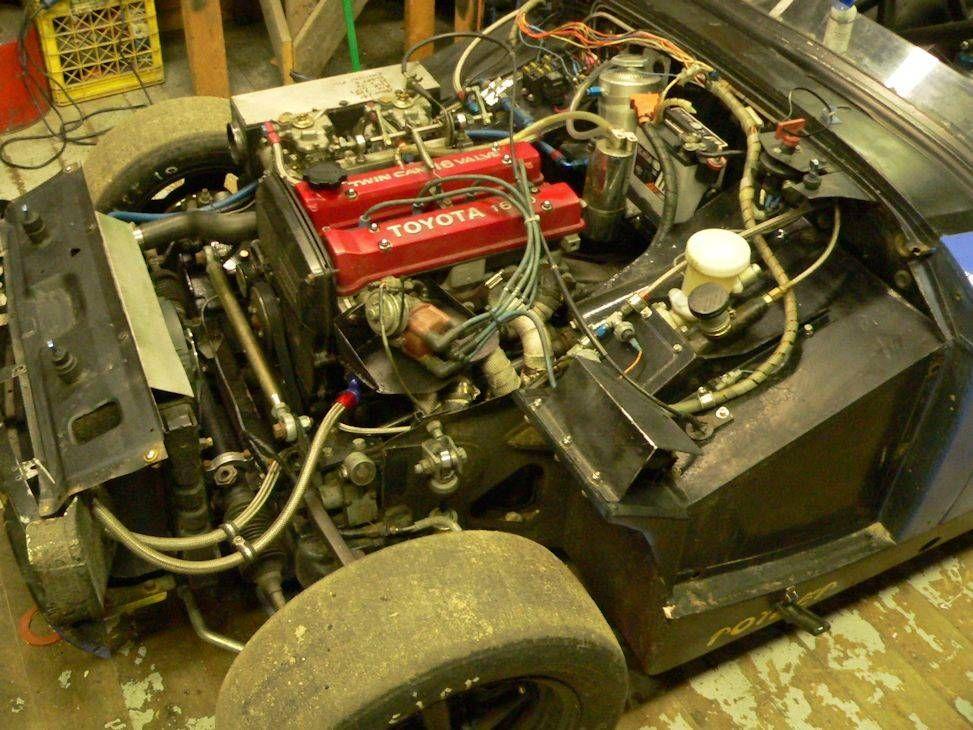 Conversion engine mg midget photos 632