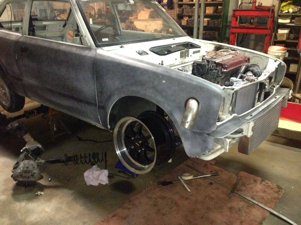 1979 Civic with a Turbo B18 – Engine Swap Depot