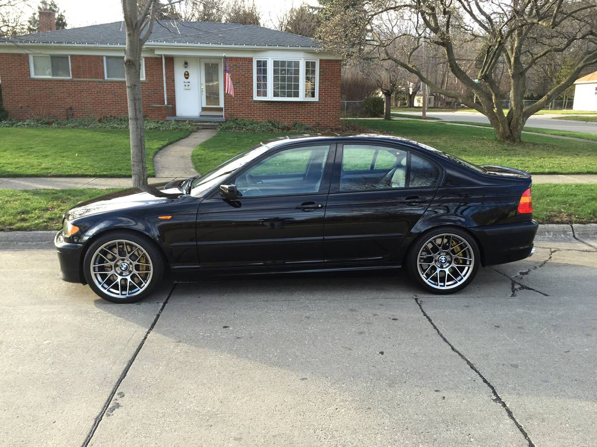 For Sale 2003 Bmw 330i With A 6 2 L Lsx Engine Swap Depot