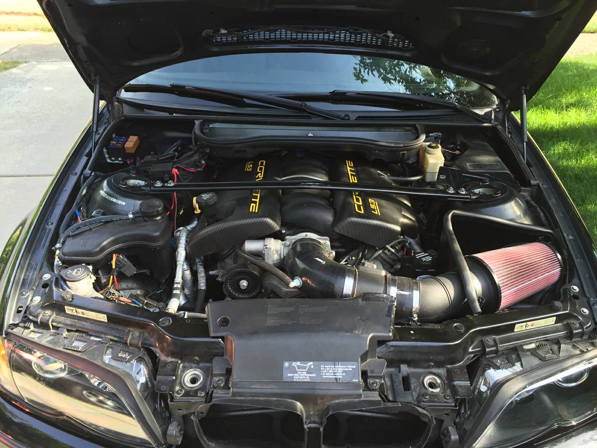 For Sale: 2003 BMW 330i with a 6 2 L LSx – Engine Swap Depot