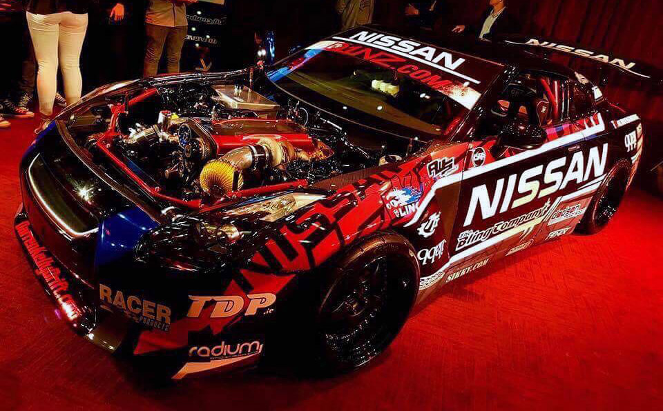Nissan R35 with a Turbo RB26/30 – Engine Swap Depot