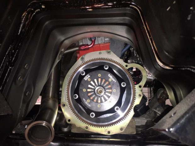 Nissan R35 with a RB26/30 inline-six