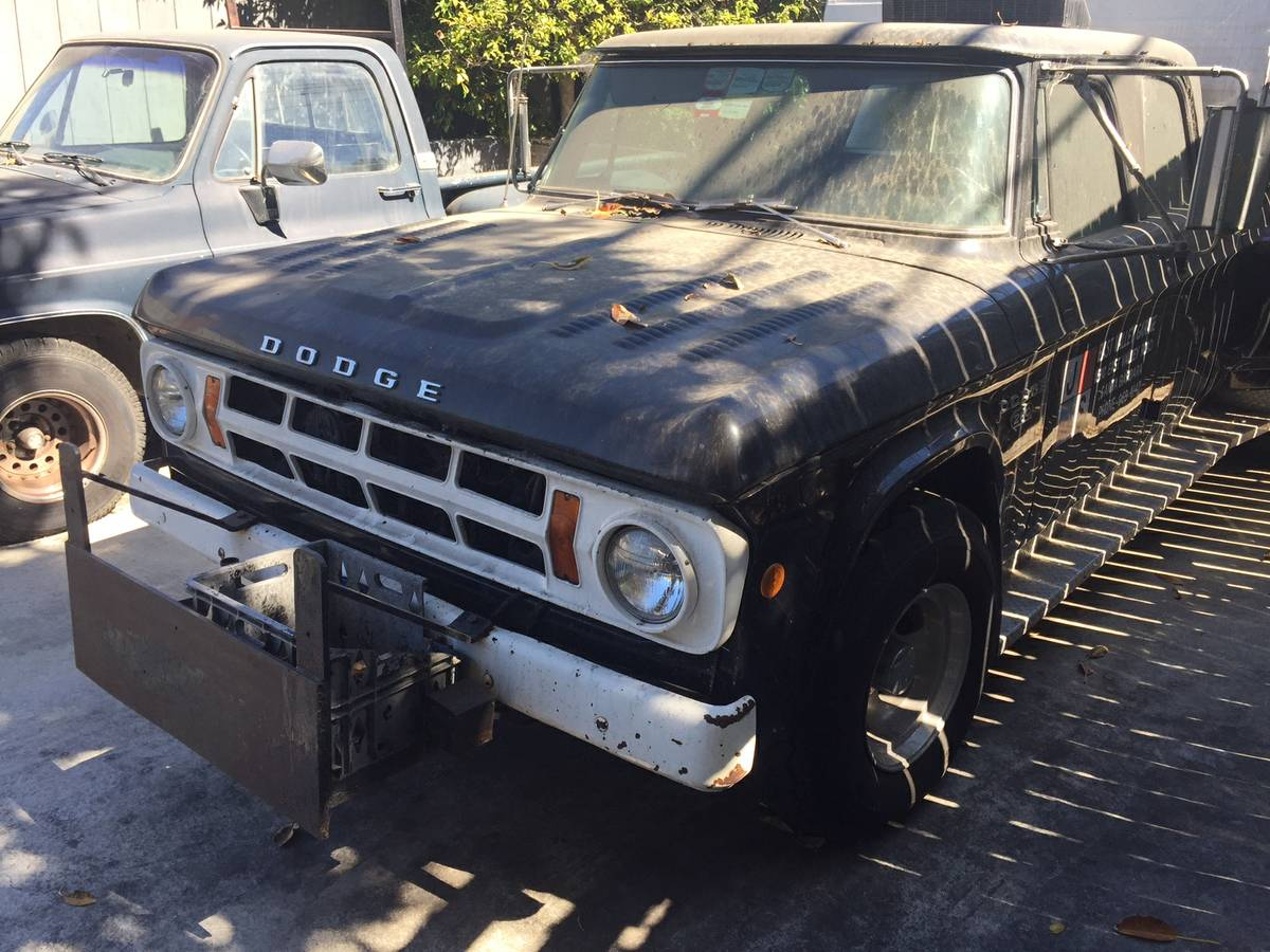 Dodge D200 With A Twin Supercharged Big Block V8 Engine Swap Depot 1968 Pick Up