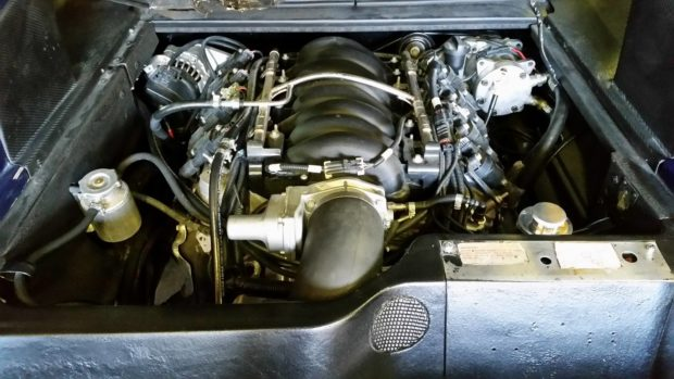 Lotus Esprit with a LS3