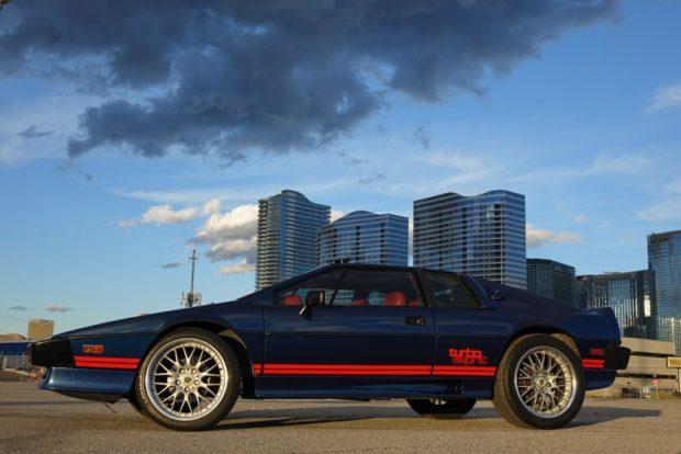 Lotus Esprit with a LS3 V8