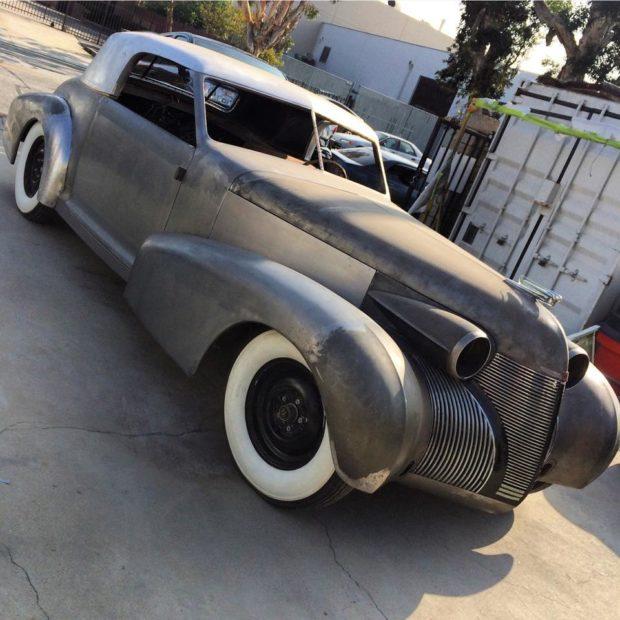 Madam X Custom 1939 Cadillac with a LT1 V8