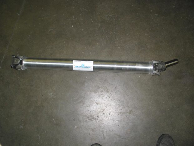 custom aluminum driveshaft